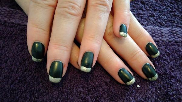 French Gel Nails Spitz 21 Beautiful Design Ideas Heystyles